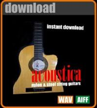 Acoustic Guitar Apple Loops for Garageband | Music | Soundbanks
