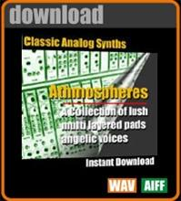 Apple Loops - Analog Synth Pads | Music | Soundbanks