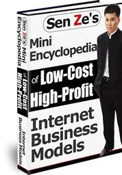 sen ze's mini-encyclopedia of low-cost, high-profit internet business models