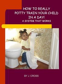 HOW TO REALLY POTTY TRAIN YOUR CHILD IN A DAY - A System That Works