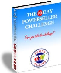 90 Day Powerseller Challenge | eBooks | Internet