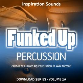 Funked Up Percussion Sample Pack Wave Download   Music   Soundbanks