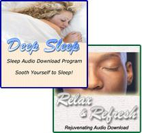 Sleep Deep/Relax & Refresh Audio Package | eBooks | Health