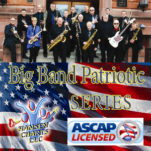 America the Beautiful 544 Piano Rhythm  Gospel Big Band Instrumental Series