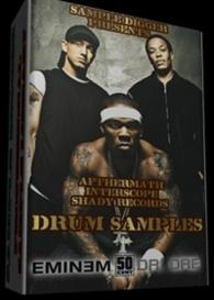 Aftermath Samples -  Dr.Dre - Eminem - 50 Cent | Software | Audio and Video