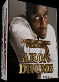 Akon Drums | Music | Soundbanks