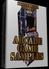 Arcade Game Samples   - 264 Wav Samples | Music | Electronica