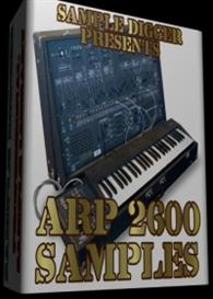 Arp 2600 -  409 Wav Samples | Music | Soundbanks
