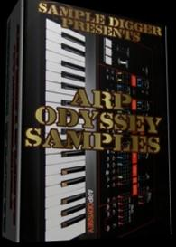 Arp Odyssey  - 155 Wav Samples | Music | Soundbanks