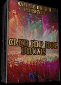 club hip hop drums