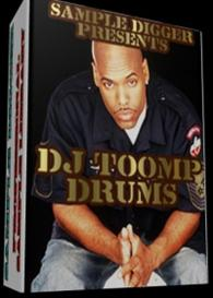 Dj Toomp Drums | Software | Audio and Video