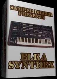 elka synthex  -  2060 wav samples