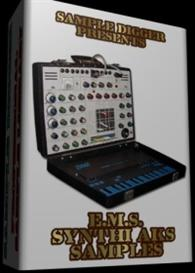 Ems  * Synthi Aks *  -  410 Wav Samples | Software | Audio and Video