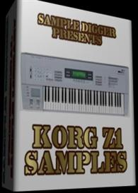 Korg Z1  -  997  Wav Samples | Music | Soundbanks