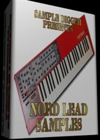 Nordlead  -  346 Wav Samples | Software | Audio and Video