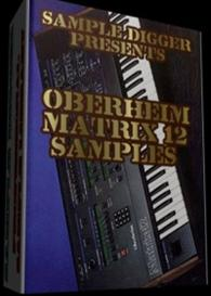 Oberheim Matrix 12   -   210 Wav Samples | Music | Electronica