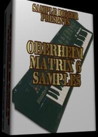 Oberheim Matrix 6   -   257 Wav Samples | Music | Electronica