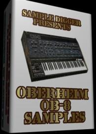 Oberheim Ob 8   -   205 Wav Samples | Music | Soundbanks