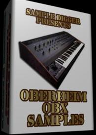 Oberheim Obx   -   92 Wav Samples | Music | Electronica