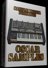 Oscar   - 170 Wav Samples | Music | Electronica