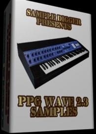 Ppg Wave 2.3  -   193 Wav Samples | Music | Electronica