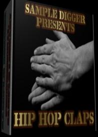 Professional Hip Hop Claps   -  366 Wav Claps | Software | Audio and Video