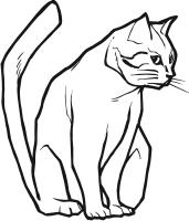 Clipart - Animals - Cats | Other Files | Clip Art