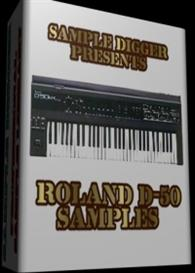 Roland D50 - 656 Wav Samples | Music | Electronica