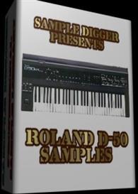 roland d50 - 656 wav samples