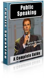 Public Speaking Ebook Self Help - Improvement NEW | eBooks | Self Help