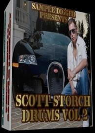 Scott Storch Drums Vol. 2 | Music | Soundbanks