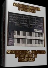 Sequential Circuits * Prophet 10 *  -  309 Wav Samples | Music | Electronica