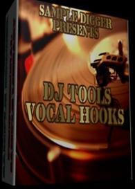 Vocal Hooks - Dj Tools - Vocal Shouts - Scratch Fx  - 330 Wav Samples | Music | Soundbanks