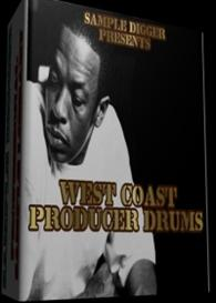 West Coast Producer Drums | Music | Soundbanks