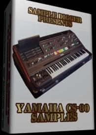 Yamaha Cs 80  -  193 Wav Samples | Music | Electronica