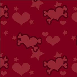E-Paper Hearts/Crossbones   Other Files   Arts and Crafts