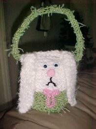 Bitty Bunny Purse | eBooks | Arts and Crafts