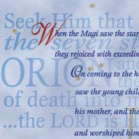 abiGRAPHICS Scripture Christmas card Amos 5 Matthew 2 | Other Files | Photography and Images
