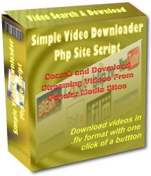 Simple Video Download Software w/ Resell Rights | Software | Utilities