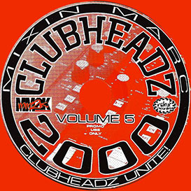 clubheadz 2000 vol. 5