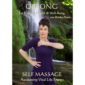 Qigong Self Massage