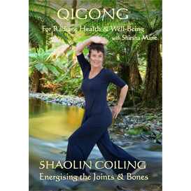 Qigong - Shaolin Coiling