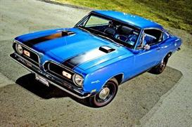 1969 Plymouth Barracuda AMA | Other Files | Documents and Forms