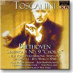 Beethoven Symphony No 9, Toscanini 1936, 16-bit mono FLAC | Other Files | Everything Else