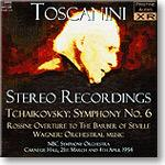 Stereo Recordings, Toscanini 1954, 16-bit Stereo FLAC | Other Files | Everything Else