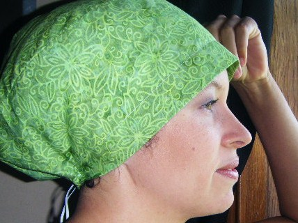 Scrub Hat Pattern Chemo Cap Sewing Pattern | Other Files | Arts and ...