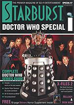 Starburst Special 87 - Doctor Who