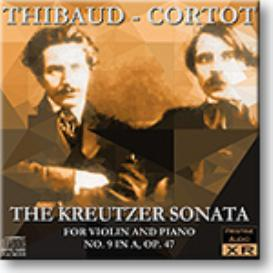 Beethoven - Kreutzer Sonata, Thibaud, Cortot 1929, Ambient Stereo FLAC | Music | Classical