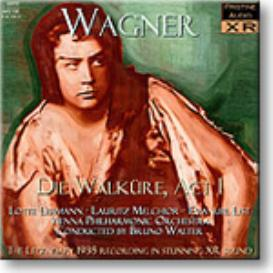 Wagner Die Walkure Act 1, Walter 1935, 16-bit Ambient Stereo FLAC | Music | Classical