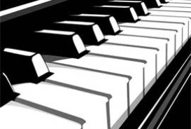 keyboard chords and scale harmony